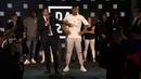 Alexander Povetkin vs Anthony Joshua - Face off