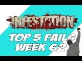Top 5 Fails Week 62 (The Rocky Bambi!) - Infestation: Survivor Stories
