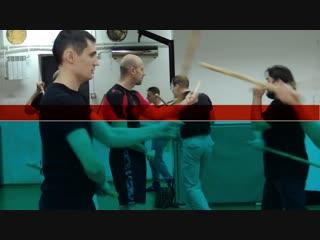 Инструкторский курс по fcs кали и balintawak arnis cuentada в новосибирске