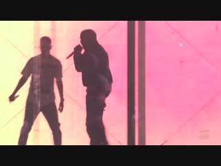 Kanye West feat. Kid Cudi «Camp Flog Gnaw 2018» FULL VIDEO