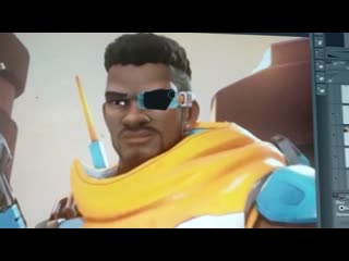 Hey Baptiste looks great but if I could suggest one thing...