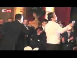 Еврейские танцы. Януковича «Хава нагила»