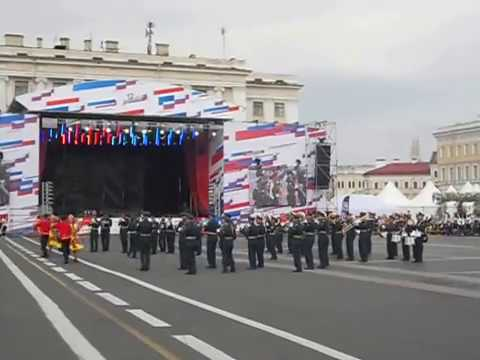 Военный оркестр академии материально-технического обеспечения им. генерала армии А.В. Хрулёва