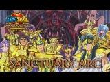 Saint Seiya Brave Soldiers - Новый трейлер игры: