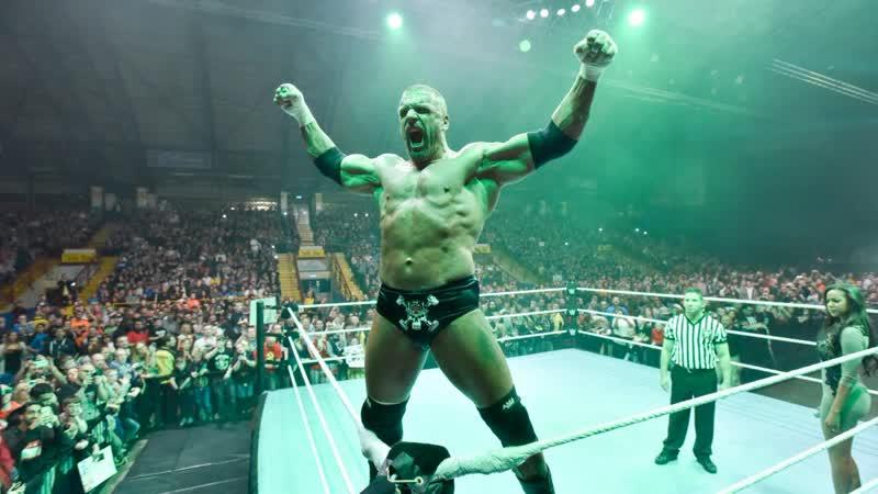 Triple H vs Batista_Wrestlemania 35