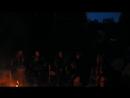 Чародейный терем у вечернего костра в кемпинге Soul Camp