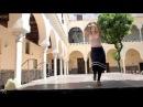 1ª clase Pastora Galván para el flashmob de la Bienal 2014