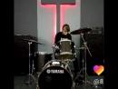 я на барабанах