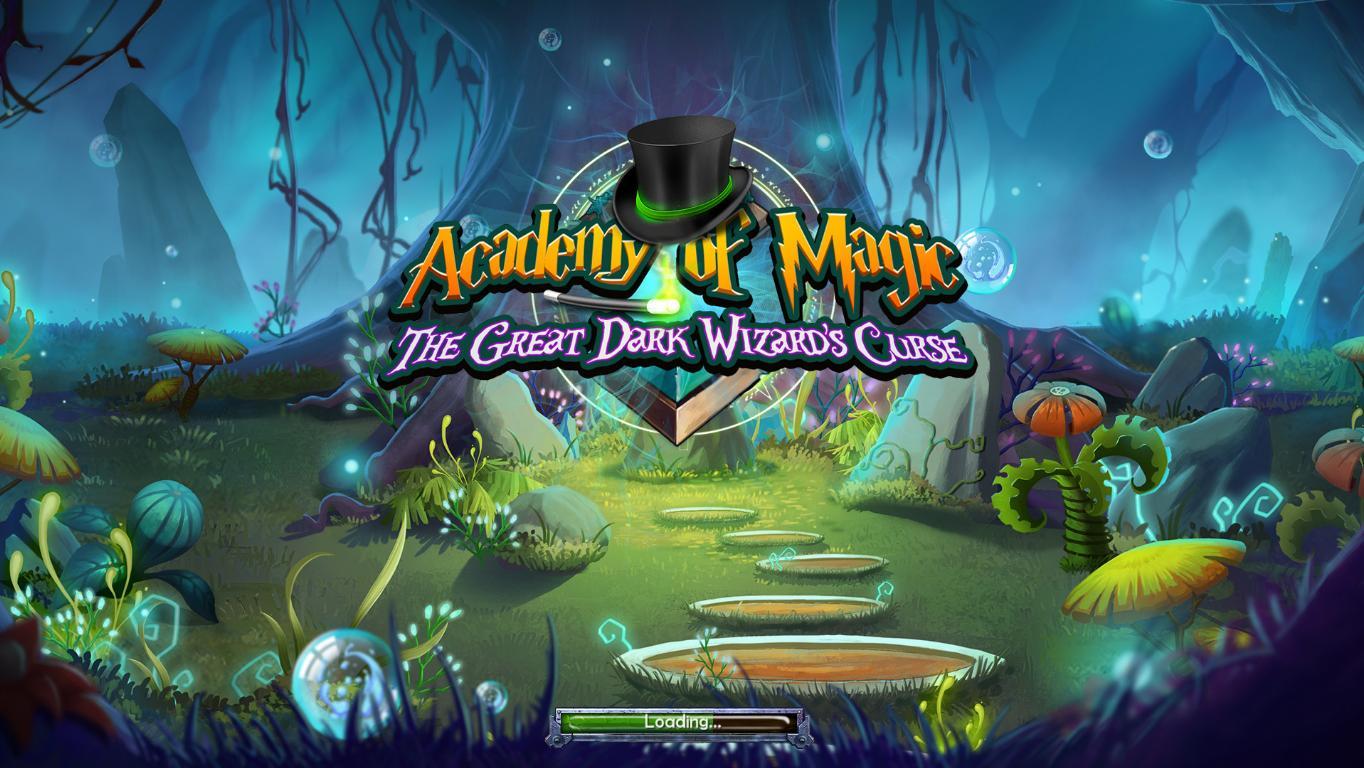 Академия Магии. Проклятие великого темного волшебника | Academy of Magic. The Great Dark Wizard's Curse (En)