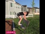 90-60-90 | Летняя тренировка на улице