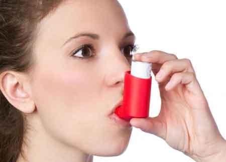 Ингаляторы могут помочь облегчить симптомы приступа астмы.