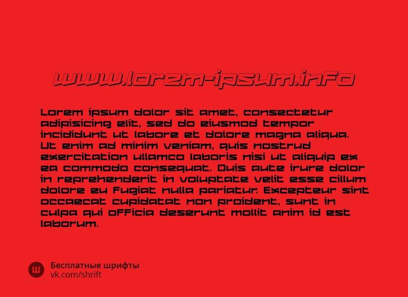 Logofontik4F-v1.0 шрифт скачать бесплатно