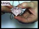 14663 USB Флешка Uniq СЕРДЦЕ Горячее Розовый Гранат