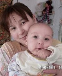 Альфия Давлетбаева, 28 мая 1993, Гомель, id175635509