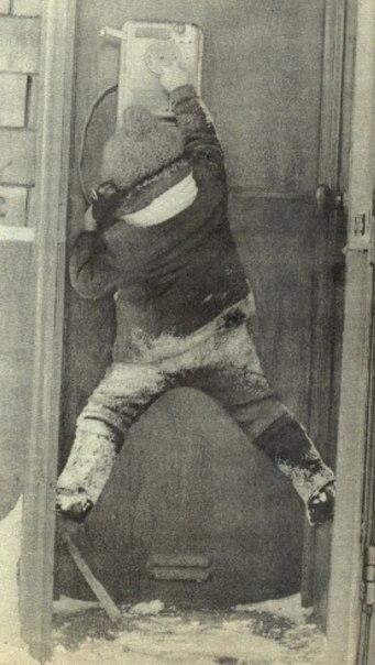 Звонок маме на работу... СССР, 1970-е