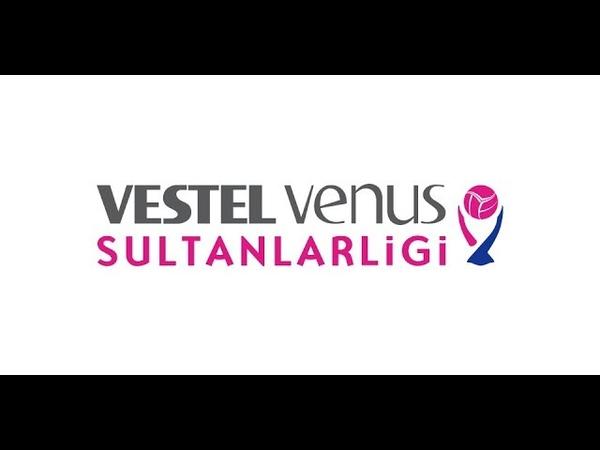 Fenerbahce vs Vakifbank l 20182019 Turkey Women Volleyball Sultanlar Ligi l 10.11.2018