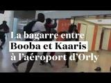 Les images de la bagarre entre Booba et Kaaris