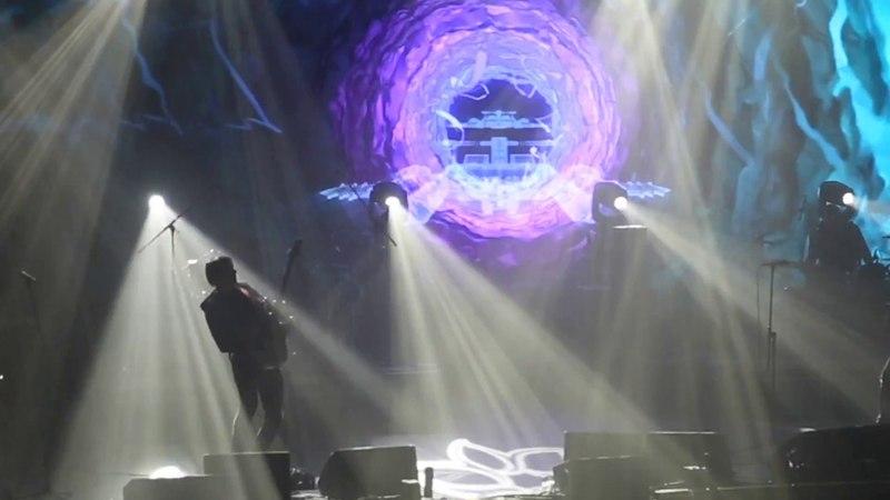 Гравитация - StereoCase. Выступление в A2 Green Concert (21.04.18)