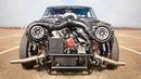 Daddy Dave reveals Goliath's NEW twin-turbo setup!