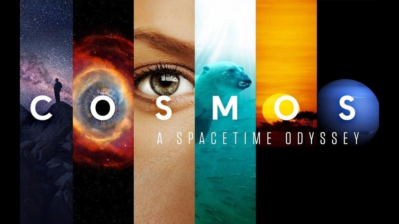 Заставка к сериалу Космос: Пространство и время / Cosmos: A SpaceTime Odyssey Opening Credits