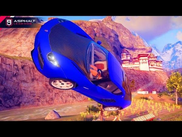 Мультики Машинки Игры Гонки Asphalt 9 Легенды 10