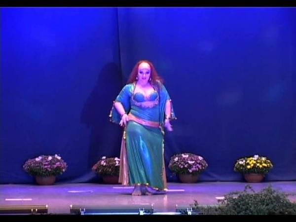 Aida's Second Moscow Bellydance Fest (Второй Фестиваль Восточного Танца «АЙДА»)
