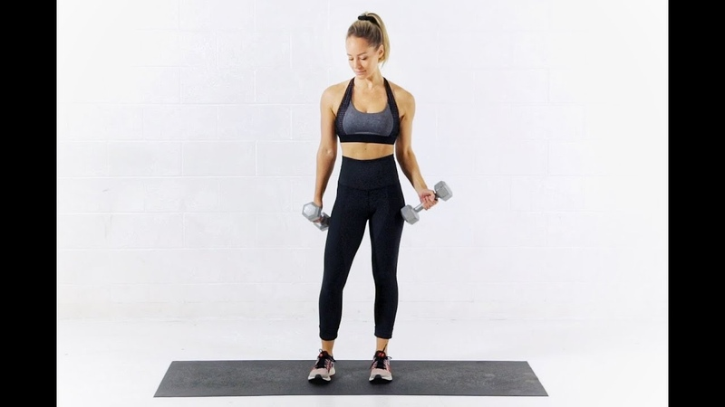 FULL BODY HIIT Workout With Weights 30 Minutes