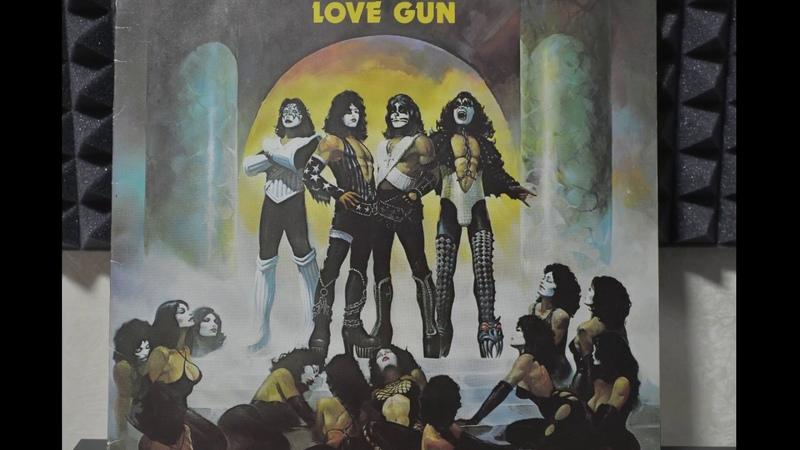 Kiss - Love Gun - Full Album 1977