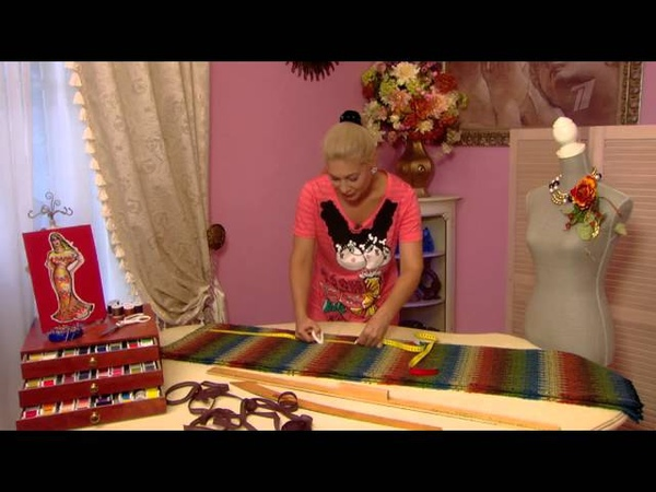 Tрикотажное платье (Knit dress)