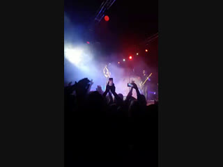 Liv Kristine live in Zil Arena 2.11.18