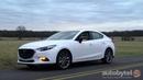 2018 Mazda3 Grand Touring Sedan - Test Drive