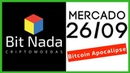 Mercado de Cripto! 26/09 Bitcoion Apocalipse / IOTA / XRP`/ WalMart Blockchain