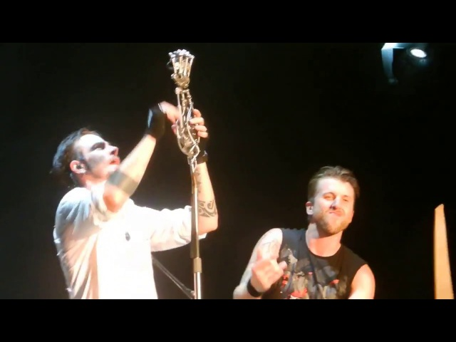Three Days Grace - Animal I Have Become (Live) @ Hersheypark Stadium, Hershey, PA 1. Sept 2012