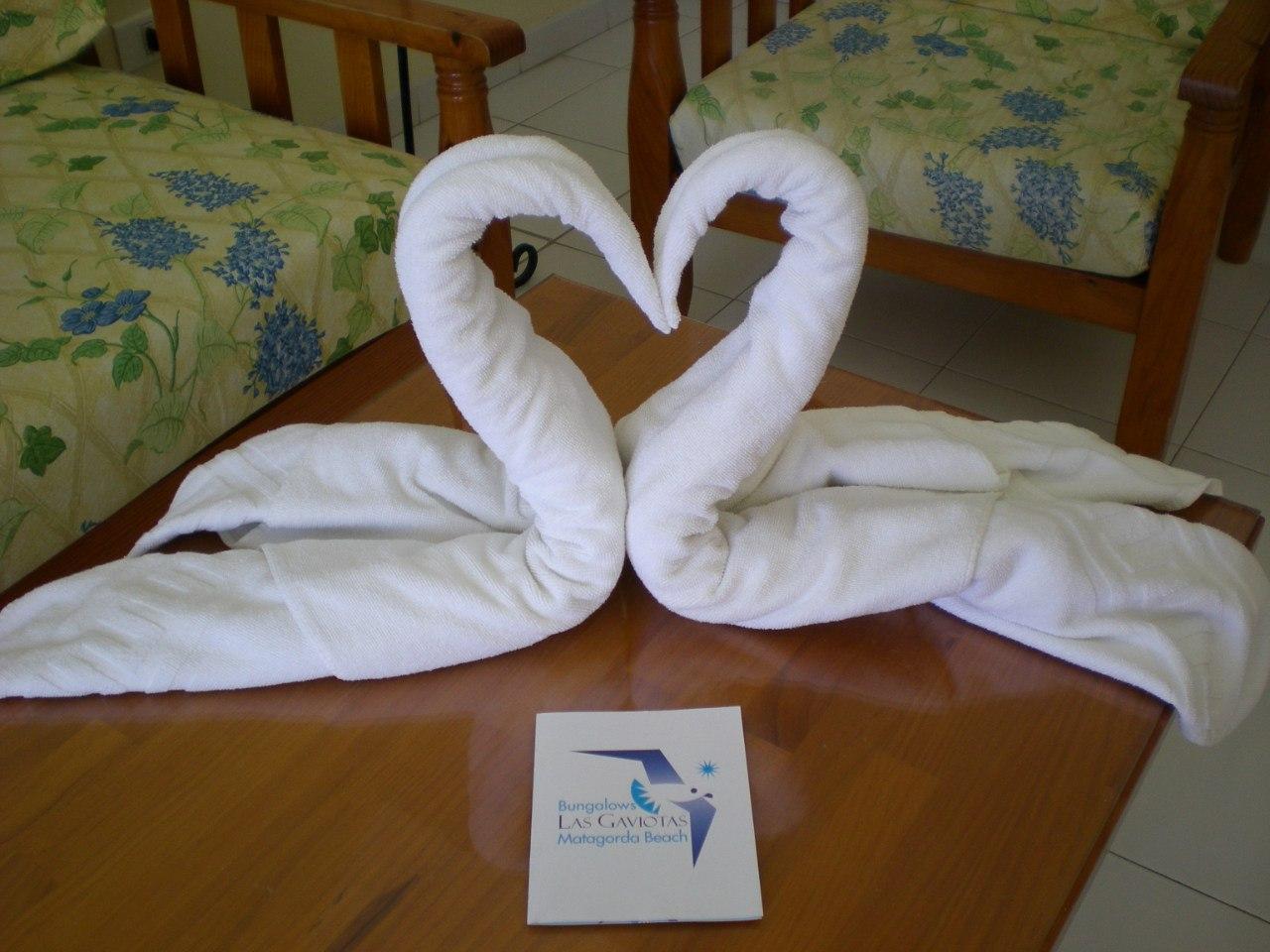 Как сделать лебедя из полотенца своими руками 285