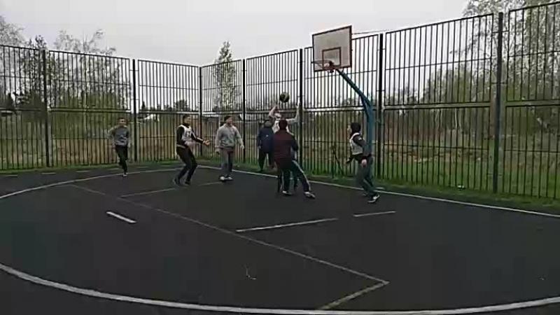 стритбол Полойка Веселовка
