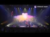 Шоу Cirque du Soleilв Петербурге. Прямая трансляция