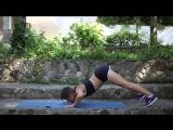 Dive bombers (упражнение для всех групп мышц)