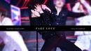 190115 서울가요대상 BTS - FAKE LOVE / 방탄소년단 정국 직캠 JUNGKOOK focus fancam [4K]