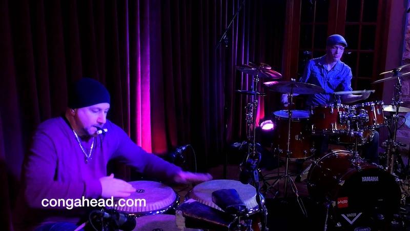 Daniel Sadownick and Ray LeVier percussion duo смотреть онлайн без регистрации
