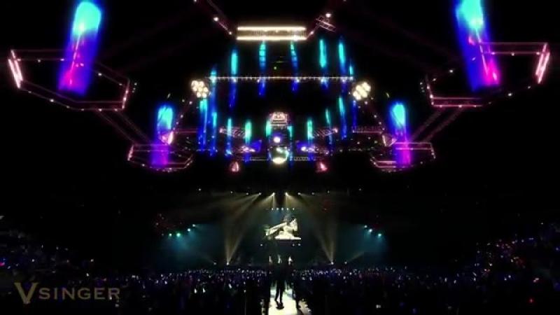 Gokuraku Jodo (極楽浄土) Japanese - Luo Tianyi - Vsinger - Vocaloid Live Concert (Su.mp4