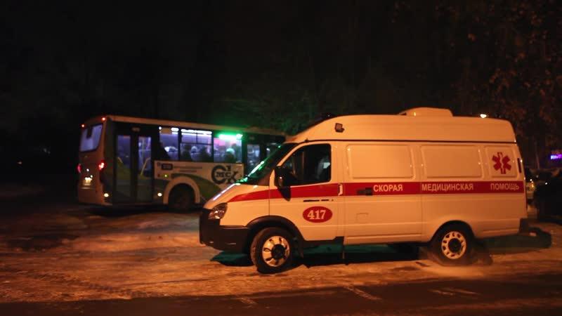 Взрыв в доме на 7-й Линии