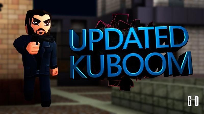 ▼KUBOOM▼| NEW UPDATE | GUN MODE | KUBOOM КУБУМ