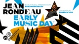 2019 EDEM - Jean Rondeau, Early Music Day Ambassador