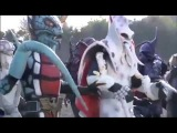 Super sentai x Space Sheriff x Kamen Rider SPH Z Fan