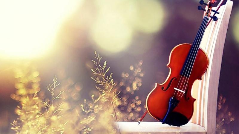 Инструментальная расслабляющая музыка для медитации. Отдых под музыку скрипки и гитары