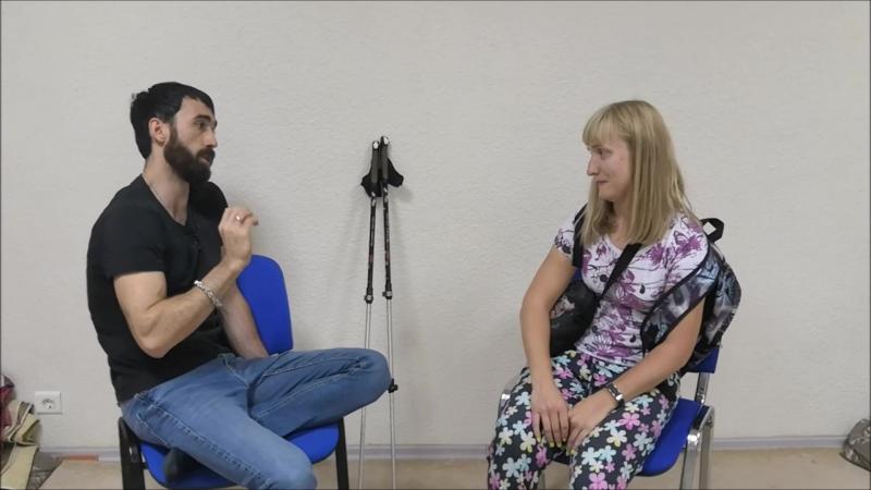 Интервью с 8 потока, Юлия Мальцева.