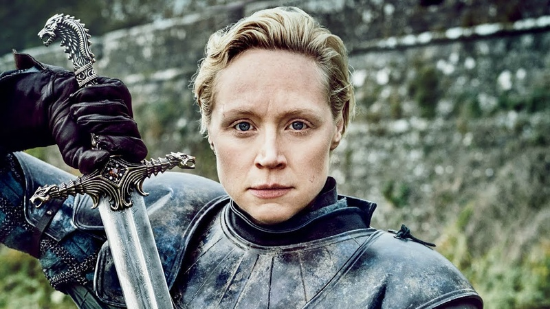 How Gwendoline Christie Got Ripped To Play Brienne Of Tarth