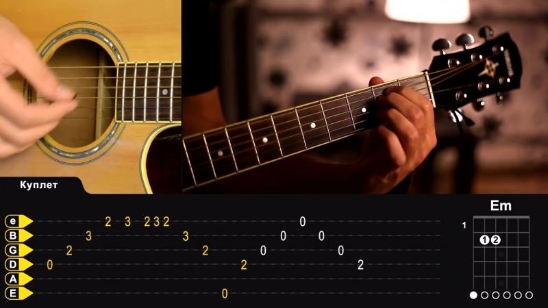 [Гитарист ТВ - уроки игры на гитаре] Как играть Ария - Беспечный ангел на гитаре | РазборТабыСоло | Видеоурок