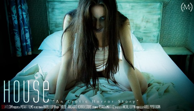 SexArt - House: «An Erotic Horror Story»