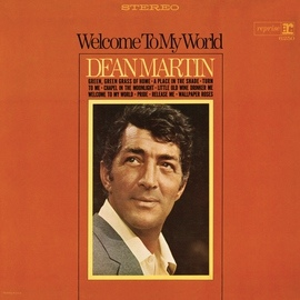 Dean Martin альбом Welcome to My World